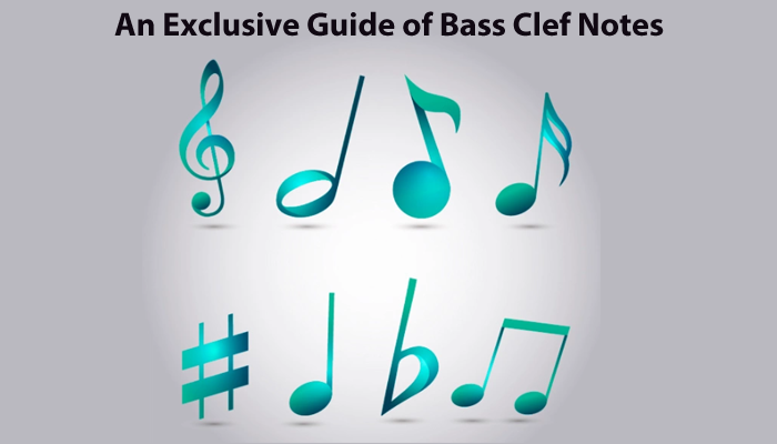 An Exclusive Guide of Bass Clef Notes